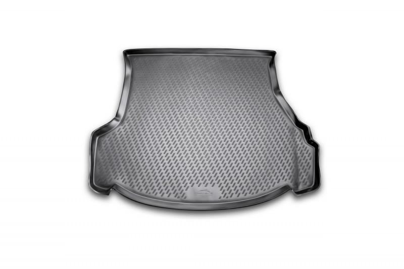 Автомобильный коврик Novline NLT.48.98.11.110kh для Toyota Hilux 2015 Black - фото 11